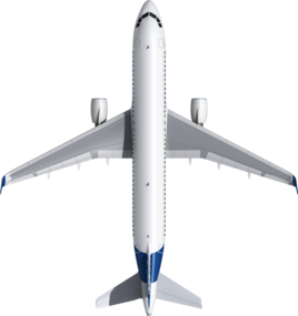Размах крыла а320