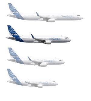 Семейство Airbus 320