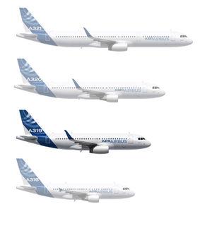 Airbus A319 (Аэробус А319)