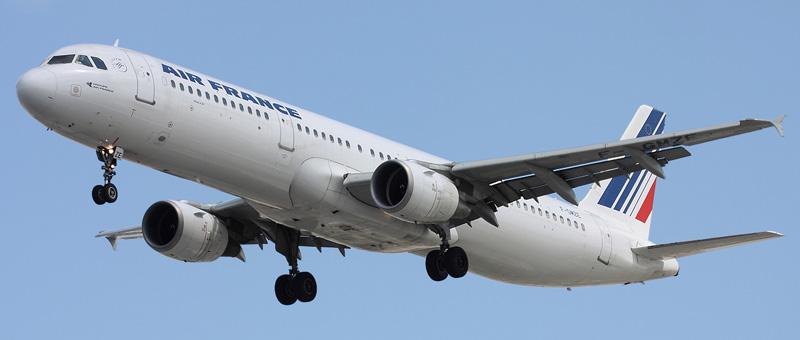 Airbus A321 (Аэробус А321)