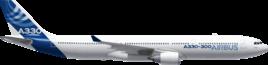 Длина А330-300