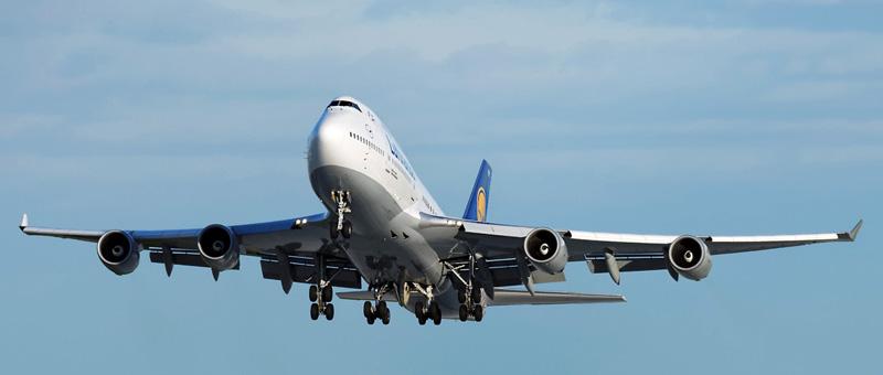 Лучшие места в самолете Boeing 747-400 (Боинг 747-400)
