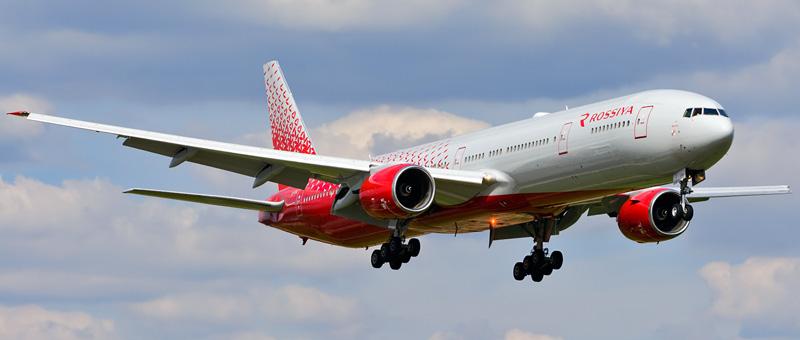 Boeing 777-300 Россия