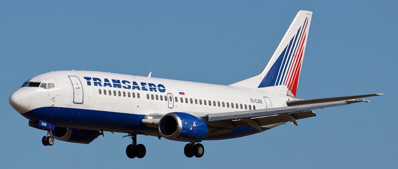 Лучшие места в самолете Boeing 737-300 – Трансаэро