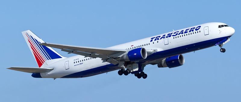 Лучшие места и схема салона Boeing 767-300ER – Трансаэро