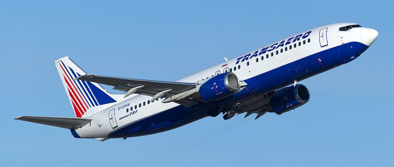 Лучшие места в самолете Boeing 737-400 – Трансаэро