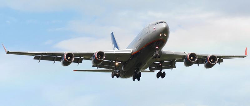 Лучшие места в самолете Ил 96-300 (IL 96-300)