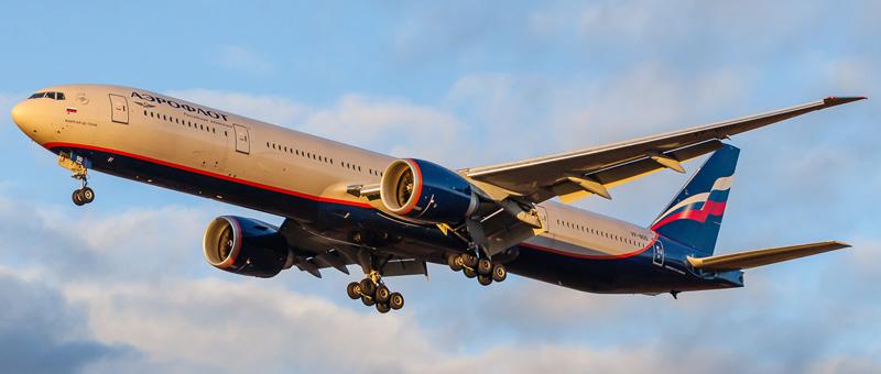 Схема салона Boeing 777-300 Аэрофлот. Лучшие места в самолете