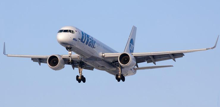 Лучшие места в самолете Boeing 757-200 – UTair
