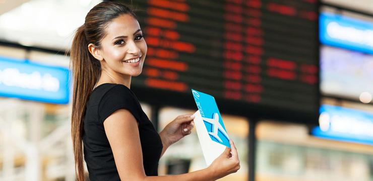 Регистрация на самолет. Как пройти регистрацию в аэропорту