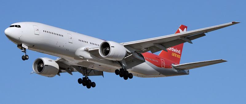 """Схема Boeing 777-200 """"Nordwind Airlines"""". Лучшие места в самолете"""