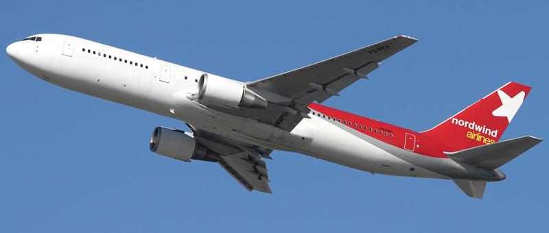 Boeing 767-300 Nordwind Airines. Фото, видео и описание самолета