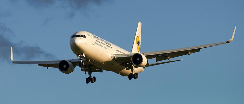 Boeing 767-300 Международные авиалинии Украины
