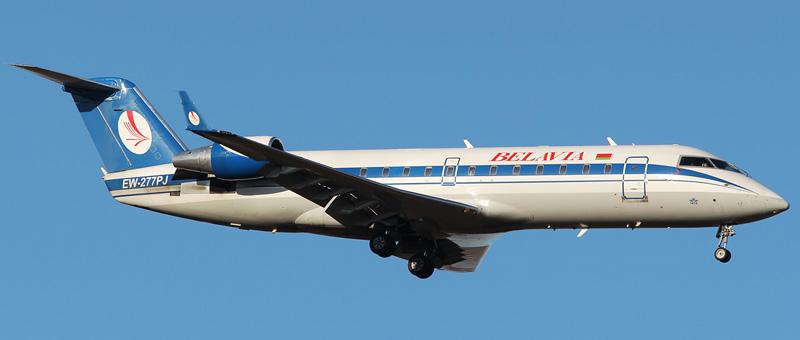 CRJ 200ER Белавиа