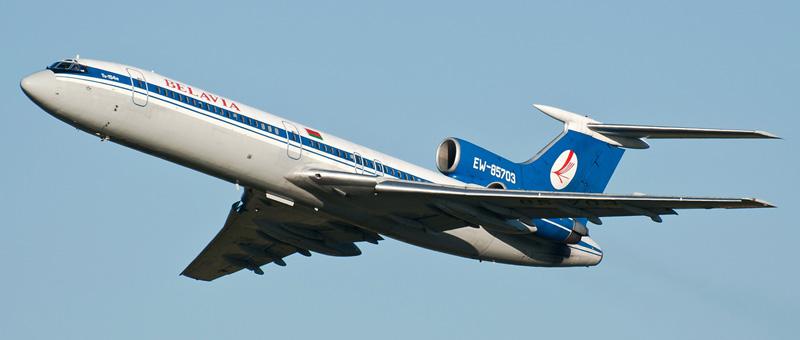 Tu-154M Белавиа
