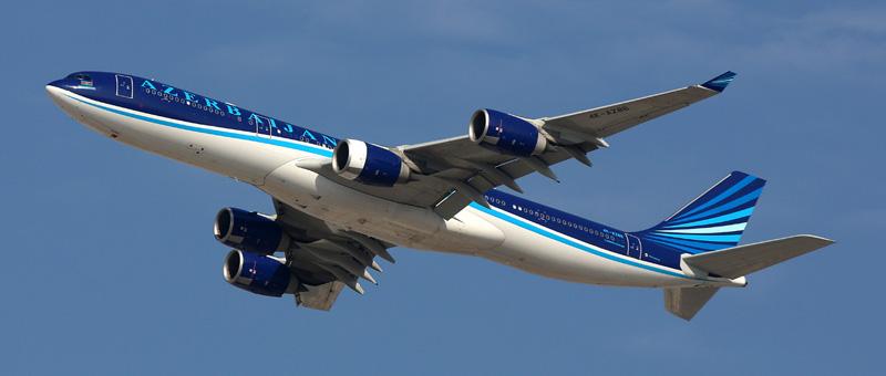 Airbus A340-500 AZAL