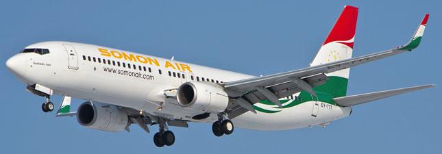 Boeing 737-800 Somon Air