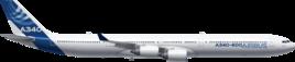 Длина A340-600