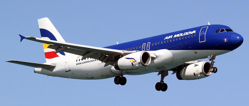 Airbus A320-200 Air Moldova