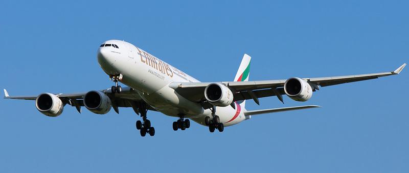 Airbus A340-500 (Аэробус А340-500)