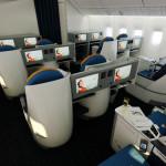 Бизнес-класс Boeing 777-300