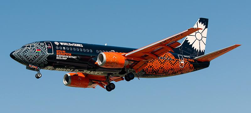 Boeing 737-300 Белавиа. Фото и описание самолета