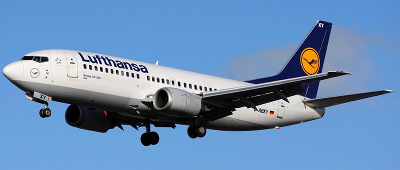 Boeing 737-300 (Боинг 737-300)