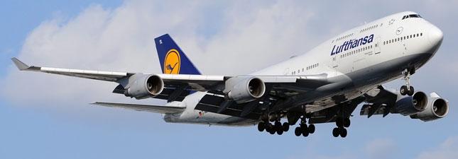 Boeing 747-400 Lufthansa