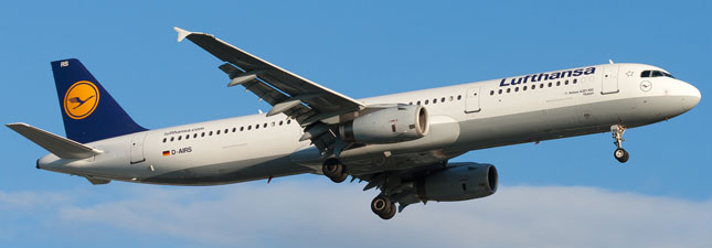 Airbus A321-100 Lufthansa