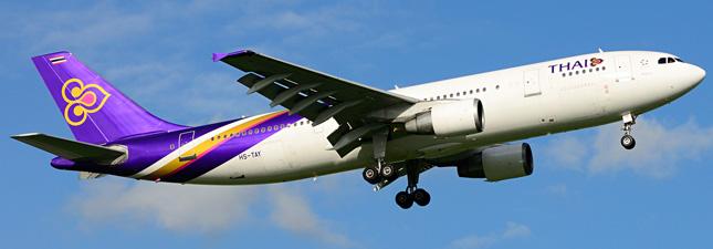 Airbus A300-600 Thai Airways International