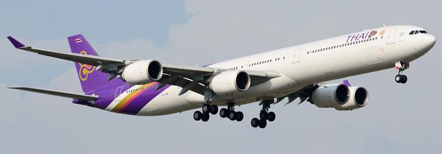 Airbus A340-600 Thai Airways International