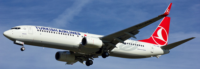 Boeing 737-900 Turkish Airlines