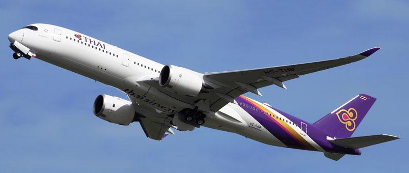 Thai Airways Airbus A350-941