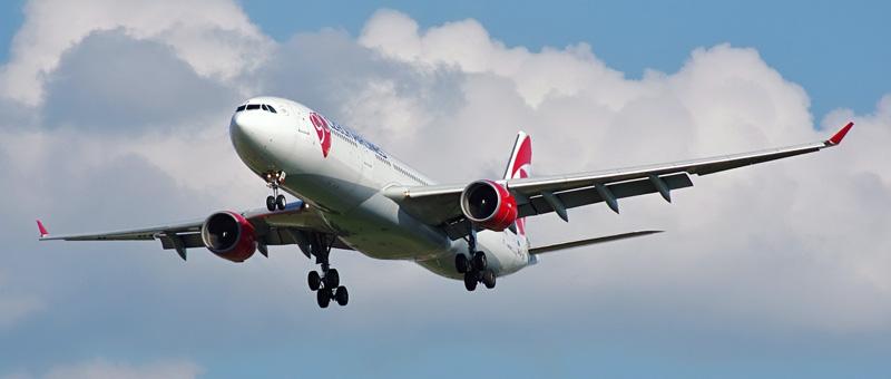 Airbus A330-300 Чешские авиалинии