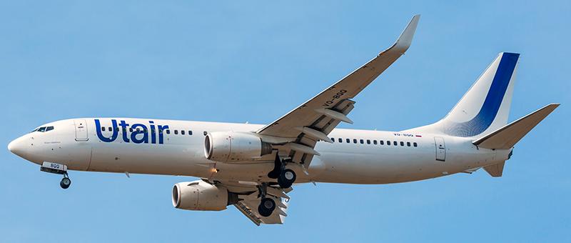 Boeing 737-800 (Боинг 737-800) — Utair. Фотографии и описание