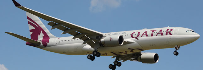 Airbus A330-200 QatarAirways