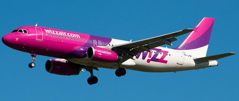 Airbus A320-200 WizzAir