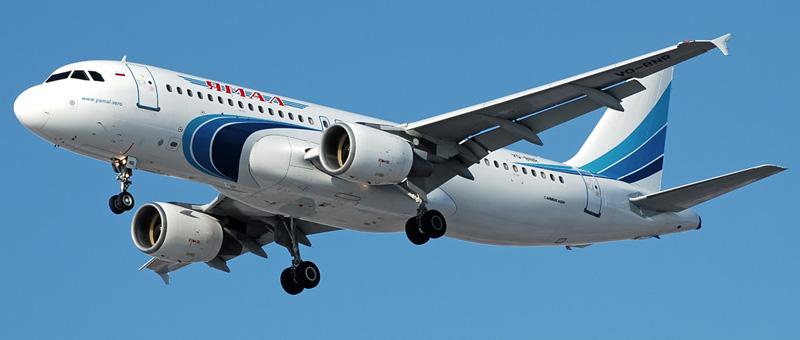 Airbus A320-200 Ямал