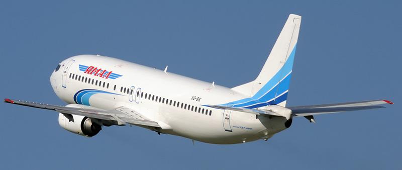 Boeing 737-400 Ямал
