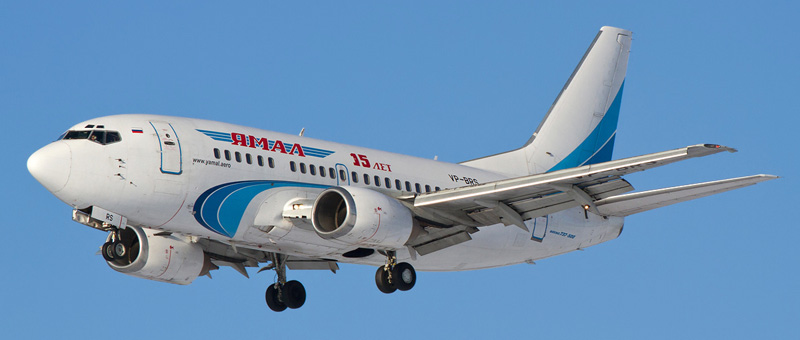 Boeing-737-500 Ямал