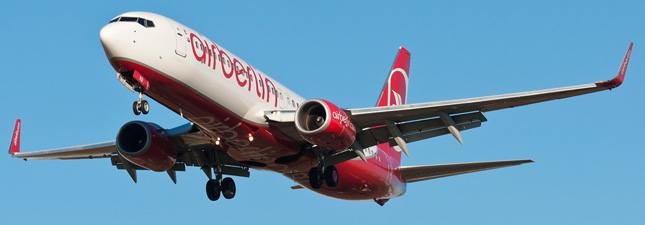 Boeing 737-800 Air Berlin