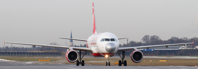 Airbus A319-100 Airberlin