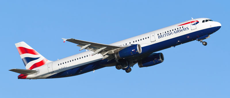 British Airways Airbus A321-200