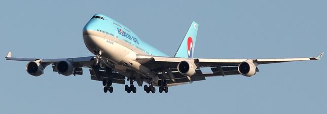 Boeing 747-400 Korean AirLines
