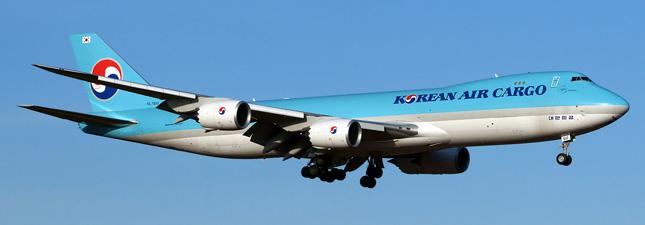 Boeing 747-8  Korean AirLines