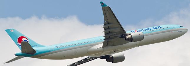 Airbus A330-300 Korean Airlines