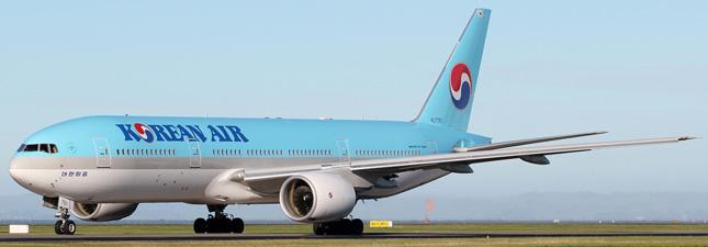 Boeing 777-200  Korean Air Lines