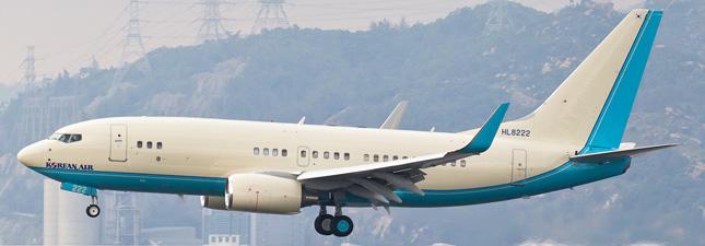 Boeing 737-700 Korean AirLines