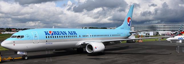 Boeing 737-900  Korean Air Lines