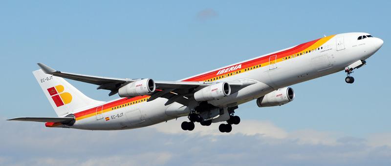 Airbus A340-313 Iberia